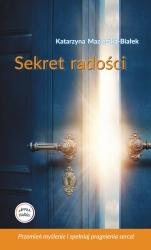 Okładka książki pod tytułem: Sekret Radości